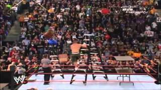 WWE Edge - TOP 10 Spear