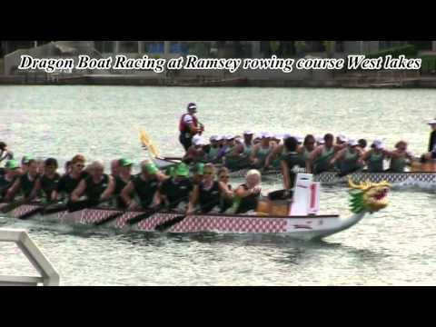 Australian Dragon Boat Nationals masters 2016