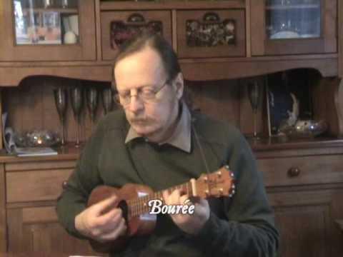 Robert de Visée - Suite (extracts) - Ukulele - Baroque