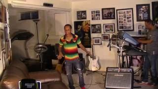Ethiopian Music Gossaye Tesfaye Tamryalesh cover by Tomas Ewnetu rehearsing for Calgary Concert