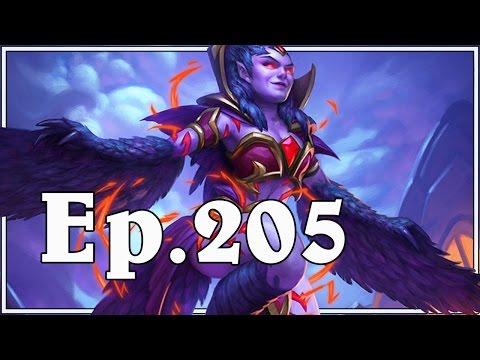 Funny And Lucky Moments - Hearthstone - Ep. 205