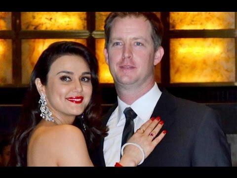 Preity Zinta's Wedding Reception | Star Studded Marriage Video 2016 | Shahrukh Khan, Salman Khan