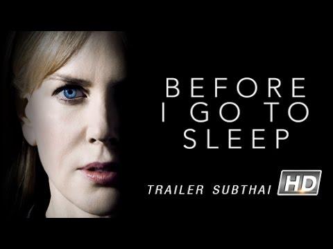 Before I Go To Sleep: หลับ ลืม ตื่น ตาย ( Sub Thai ฉาย 13 Nov )
