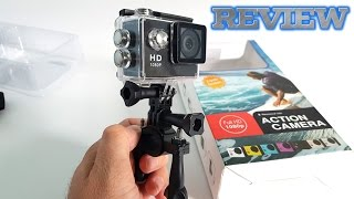 A9 1080P Action Camera REVIEW - A $30 Action Camera!