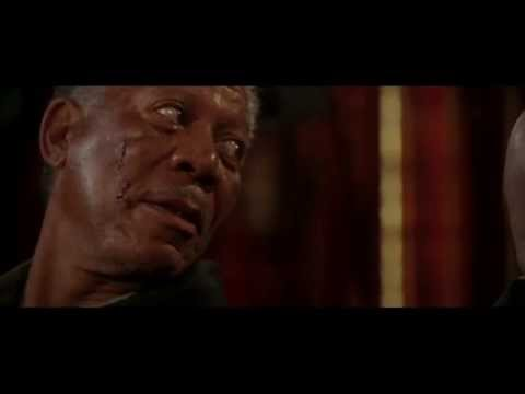 Lucky Number Slevin - Great Scene - Morgan Freeman and Ben Kingsley