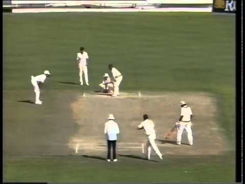 Javed Miandad 271 vs NZ 3rd test 1988/89