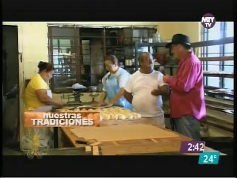 Pan cocido en horno de Leña en Bustamante NL
