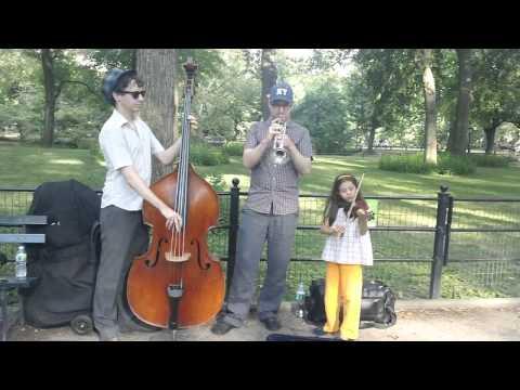 Kika Aragón – Tocando con Musicos
