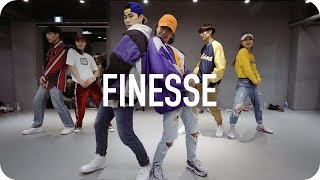 Download Lagu Finesse - Bruno Mars ft. Cardi B / May J Lee X Austin Pak Choreography Gratis STAFABAND
