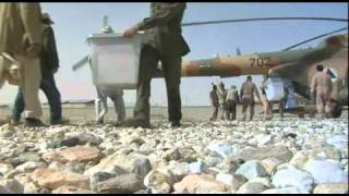 Afghan Air Force Election Ballot Recovery