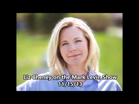 Liz Cheney on the Mark Levin Show