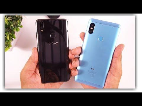 Redmi Note 5 vs Vivo V9 Camera and Speed Test [Urdu/Hindi]