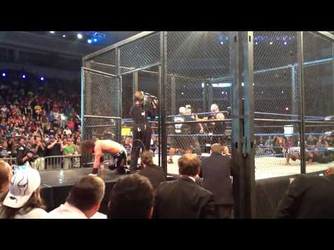 Hardcore Justice: Tito Ortiz shocker - attacks Rampage Jackson and helps Bully Ray! Image 1