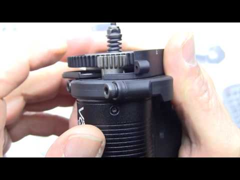 Axial Yeti Build Video #21
