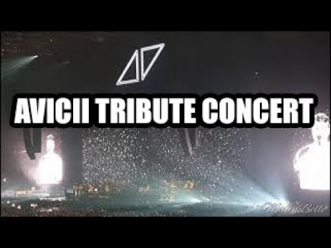 Avicii Tribute Concert ◢◤ Friends Arena ◢◤ December 5, 2019