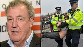 Jeremy Clarkson claimed as SUPPORTER of eco-protestors bringing London to a STANDSTILL