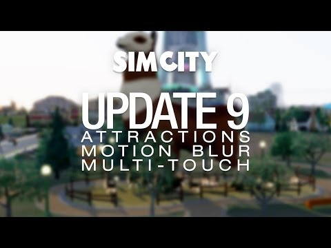 SimCity Update 9: Review for Mac & PC