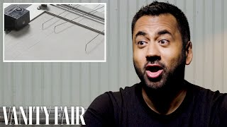 Kal Penn Takes a Lie Detector Test | Vanity Fair