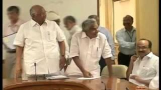 CM Meets Sarath Powar