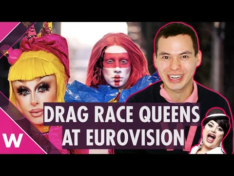 Frock Destroyers at Eurovision 2020? Drag Race UK fans launch BBC petition