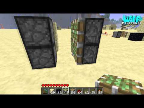 Minecraft - How to build a secret piston door Music Videos