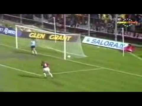 carlo ancelotti classic goal long range