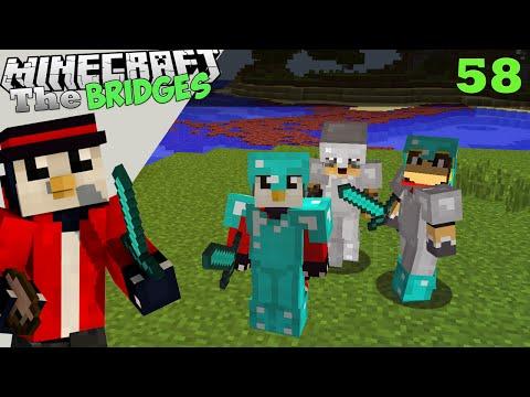 Minecraft The Bridges | Vladut, ajutorul nostru! #58