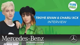 "Troye Sivan and Charli XCX on ""1999"" 