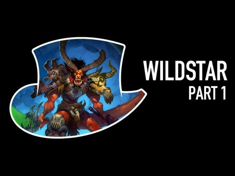 Wildstar preview - AAA Sci-fi MMO - Part 1
