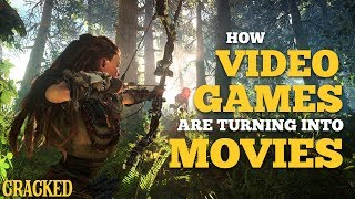 How Video Games are Turning into Movies