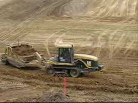 Heavy Construction Equipment Video