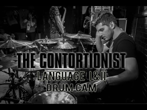 The Contortionist Drum Cam | Language I & II thumbnail
