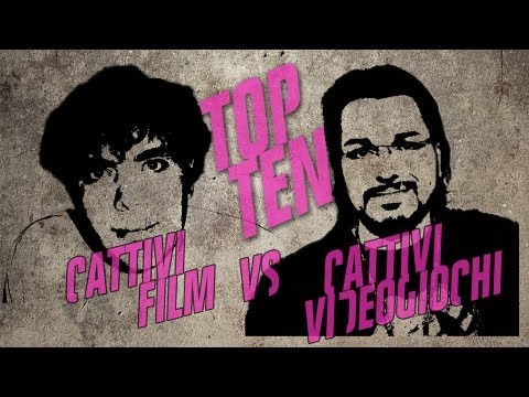 TOP TEN (in progress): Cattivi dei Videogiochi Vs Cattivi dei Film (feat. TrOPPTEN)