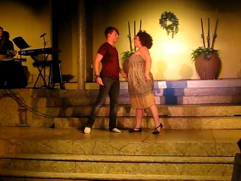 Blessings By Laura Story Danced By Jenn And Caleb video