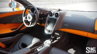 IN DEPTH: McLaren 570S - Full Interior Tour