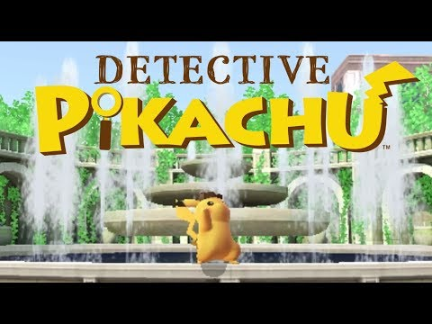 Solve Mysteries with Detective Pikachu!
