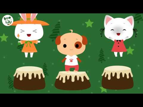 We wish you a merry christmas | Christmas songs for kids| Children Christmas songs| Boo and Lily
