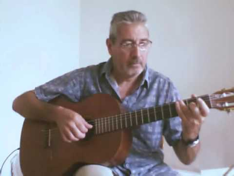 Natsuhiboshi theme - acoustic guitar