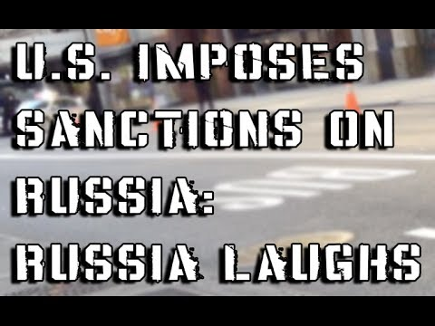 Sanctions on Russia Will BACKFIRE. Punish U.S. Dollar!