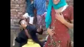 Jazzy B || Kaur B || Latest Song Mitran de Boot 2014 Very funny