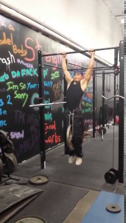 Muscle up training youtube