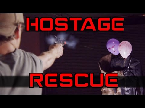 AIRSOFT HOSTAGE RESCUE