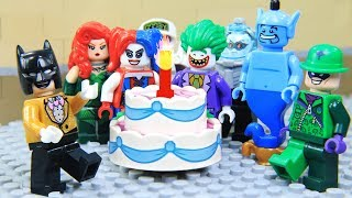 Lego Superhero Aladdin on Batman's Birthday