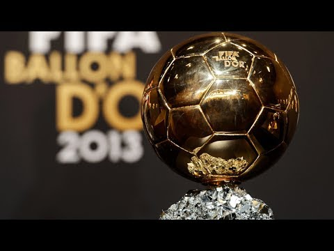 The History of Ballon D'or Winners ● 1956-2015 ● HD