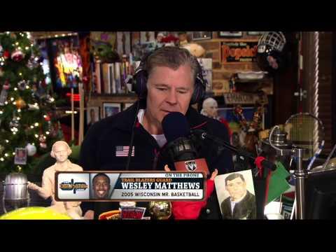 Wesley Matthews on the Dan Patrick Show (Full Interview) 12/18/14