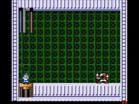 Mega Man 2 No Hit Run Ep 12 - Boss Room Part 1)