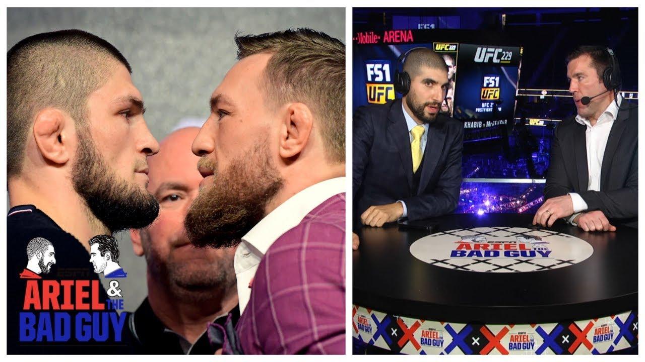 Conor McGregor, Khabib Nurmagomedov rematch possibility ruined after UFC 229? | Ariel & The Bad Guy