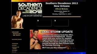 Visit http://WatchmanVideoBroadcast.com - Isaac and Katrina make such a nice couple.  Pastor Mike Hoggard explores the possibility that these two hurricanes have more in common than just wind and rain.