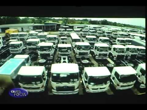 Industry News Hino Philippines launch