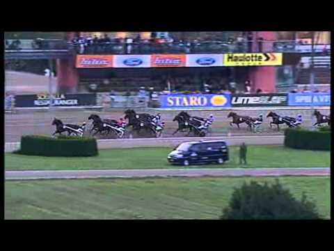 European Championship 3Y Trot 2010 -Muscles Wiking BR